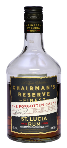 Chairman`s Reserve - The forgotten Casks