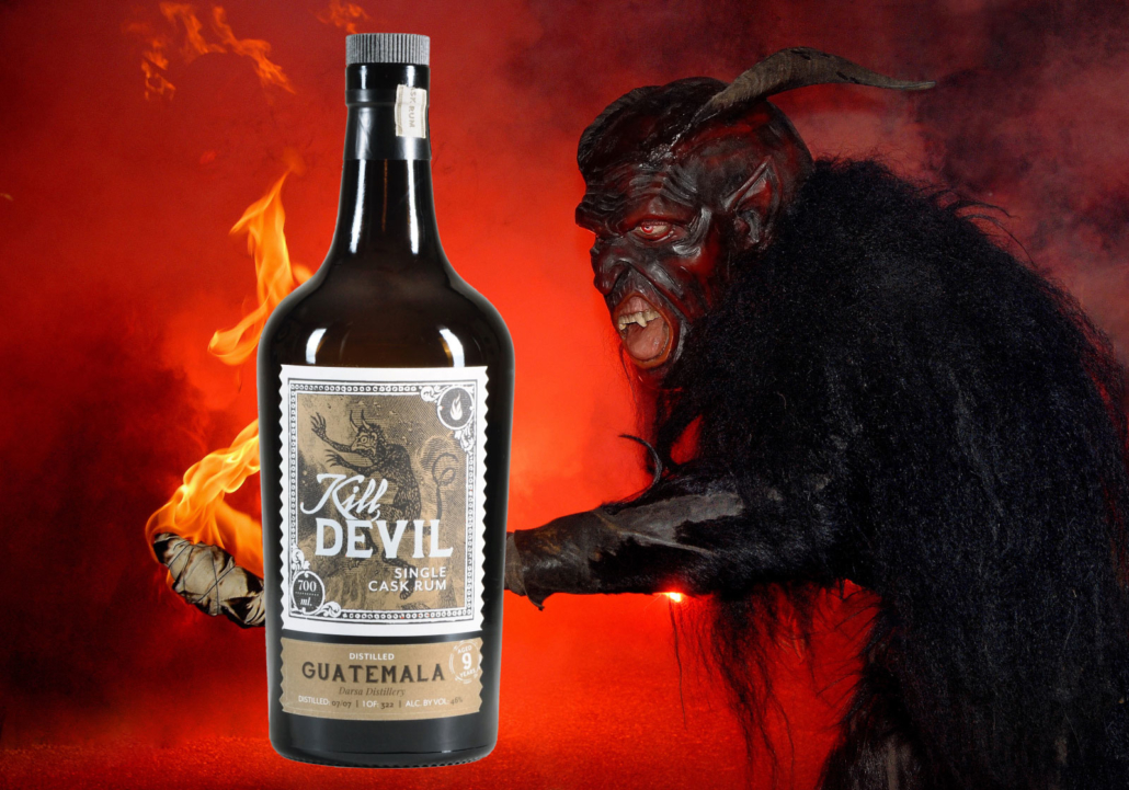 Kill Devil Guatemala 9 Years Single Cask Rum
