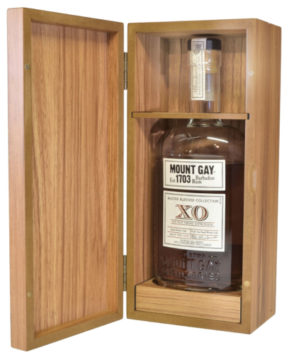 Mount Gay XO The Peat Smoke Expression Rum Test
