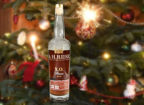 A. H. Riise Christmas Rum