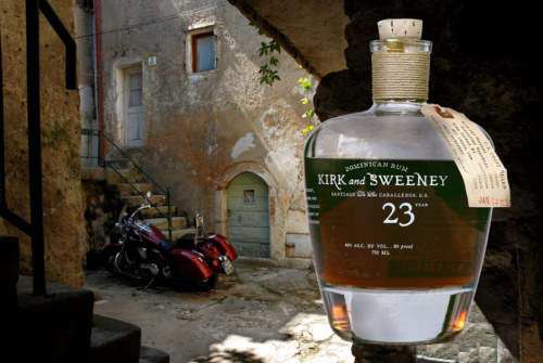 Kirk and Sweeney Rum 23 Jahre
